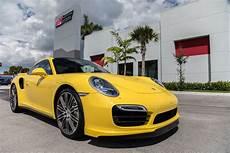 used 2015 porsche 911 turbo for sale 129 900 marino
