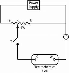 Schematic Diagram Of Manual Potentiometer Image And