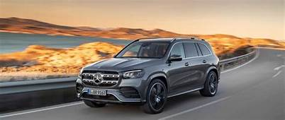 The New Mercedes Benz GLS