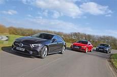 audi vs mercedes audi a7 sportback vs bmw 6 series gt vs mercedes cls what car