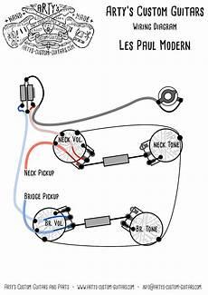 gibson custom les paul wiring diagram arty s custom guitars wiring diagram plan les paul assembly harness
