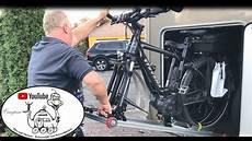 Fahrradständer Für Garage by Wohnmobil Tuning Fahrradtr 228 Ger Und Kurbelschutz