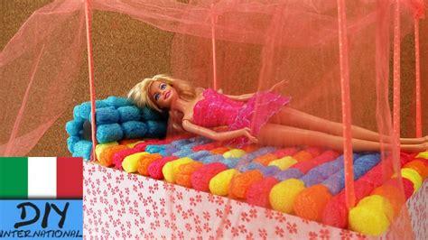 Come Costruire Il Letto Di Barbie