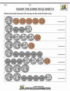 money counting worksheets free printable 2722 free counting money worksheets count the coins to 1 dollar 4 counting money worksheets money