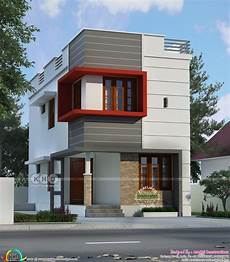 1200 sq ft budget home in 2 cent plot kerala home design and floor plans