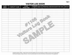 visitor log book 1106 log books unlimited 174 your online logbooks store buy today