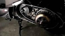 dr pulley rollen und slider einbau kymco xciting 500 i r