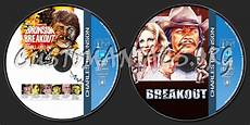 charles bronson collection breakout dvd label dvd covers labels by customaniacs id
