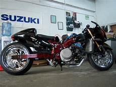 Fast Bikes Suzuki Hayabusa Turbo
