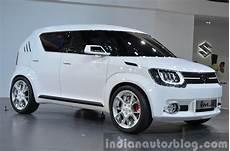 Micro Suv Suzuki - suzuki im 4 micro suv consideration for india