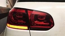 golf 7 dynamische blinker nachrüsten dynamische blinker golf 6 orginal vw r 252 ckleuchten mk6 dynamic turn signal
