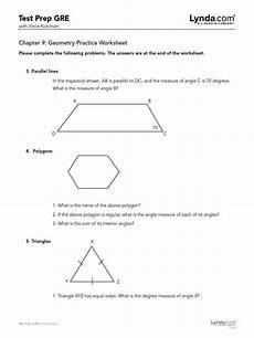 test prep gre chapter 9 geometry practice worksheet