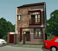 Desain Rumah Minimalis 2 Lantai Type 36 60 Gambar Foto