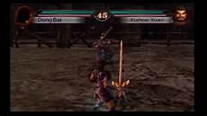 dynasty warriors 4 xl dong zhuo musou mode 5 caign