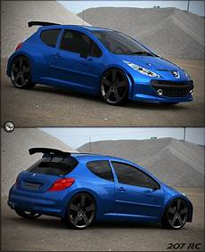 peugeot 207 rc peugeot 207 rc se by spittty on deviantart