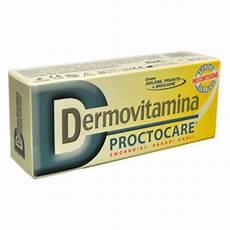 medicine per emorroidi interne dermovitamina proctocare crema emorroidi e ragadi 30ml