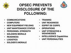 opsec level 1 the question word that describes a time ppt opsec and saeda powerpoint presentation free download id 4296844