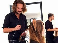 david lucas coiffeur une coupe de cheveux dans le tout nouveau salon david