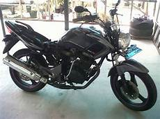 Tiger Modif Touring by Thekifot Modifikasi Honda Tiger Touring