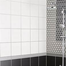 carrelage mural astuce mat en fa 239 ence blanc blanc n 176 0 20