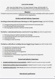 cv for exle sle template exle ofexcellent