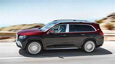 mercedes maybach gls 2020 2 bathed in luxury and chrome the mercedes maybach gls suv