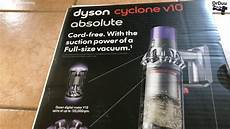 4k dyson v10 absolute m 228 nner staubsauger vacuum