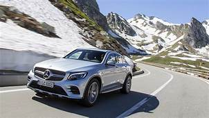 2017 Mercedes Benz GLC300 4Matic Coupe First Drive  Autoblog