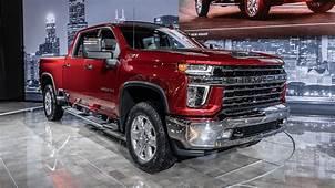 2020 Chevrolet Silverado HD Debuts Big Time Max Towing