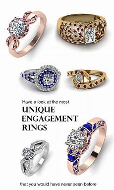 view our most unique engagement rings including non