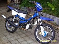 Smash Modif Trail by Suzuki Smash Modifikasi Trail Thecitycyclist