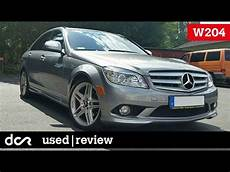 buying a used mercedes c class w204 2007 2014 common
