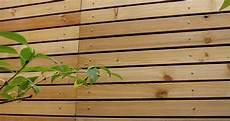 Gartenmauer Mit Holz Verkleiden Tage Im Garten
