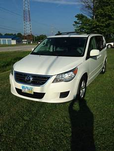 accident recorder 2011 volkswagen routan parking system find used 2009 vw routan sel excellent condition no reserve in medina ohio united states
