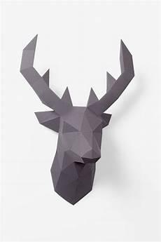 Die Besten 25 3d Origami Hirsch Ideen Auf 3d