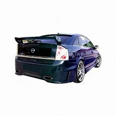 pare choc arriere opel vectra c shark store tuning