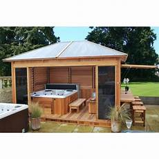 abri et jardin le prix d un abri spa tub gazebo outdoor