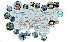 Route Der Industriekultur - regionalkunde ruhrgebiet route der industriekultur