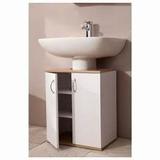 Bathroom Sink Cabinet Tesco buy two tone wood undersink cabinet from our bathroom