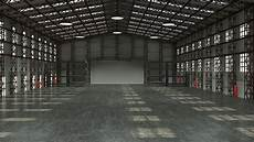 Interior Warehouse by Storage Warehouse Interior 3d Model