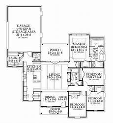 4 bedroom country house plans 4 bedroom french country style house plan 6981