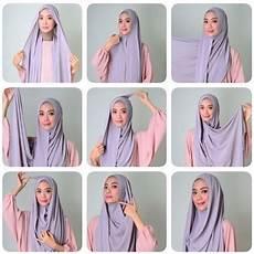 10 Best Images About Cara Pakai Shawl Tudung Labuh Yang