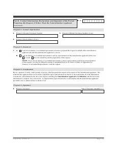 uscis form n 336 download fillable pdf or fill online request for a hearing a decision in