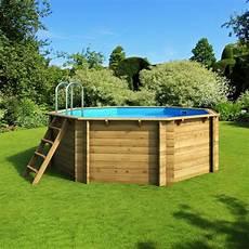 piscine bois octogonale semi enterrée piscine hors sol bois weva octogonale proswell