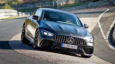 Mercedes Amg Gt 63 S 4matic Is The Fastest 4 Door On
