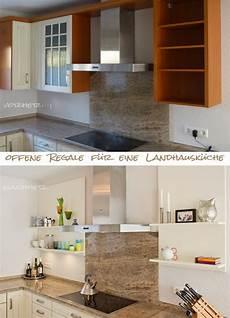 Küche Offenes Regal - wir renovieren ihre k 252 che offene regale kueche