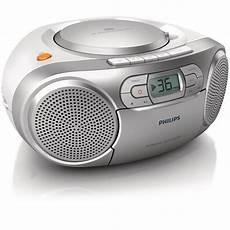 cd cassette player philips az127 portable boombox cd player fm radio cd r cd