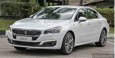 Next Peugeot 508 Sedan To Be Unveiled In 2018 Report
