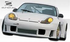 99 01 porsche 996 gt3 r duraflex 9 pcs wide kit