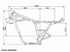 Cafe Racer Bike Dimensions